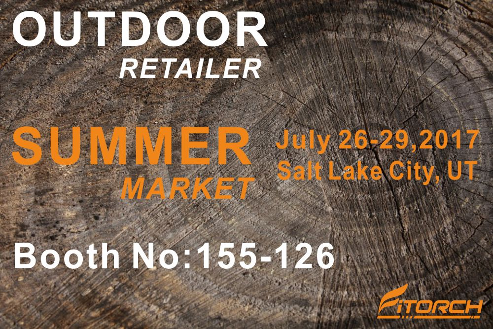 2017 SUMMER OUTDOOR RETAILER FAIR